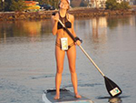 Paddle boarding tours