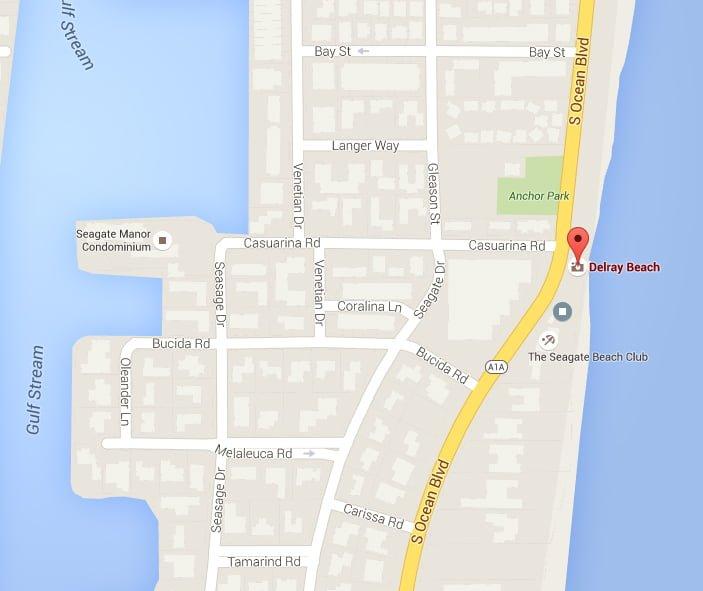 Delray Beach South End