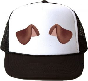 Dog Ears Snapback Hat