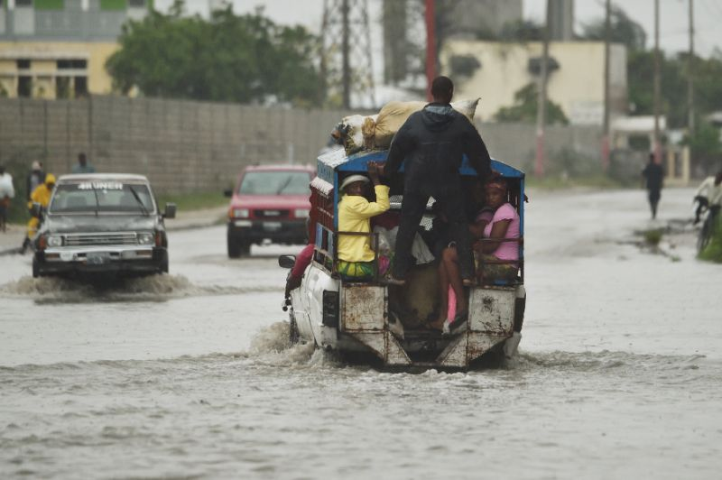 hurricane matthew relief