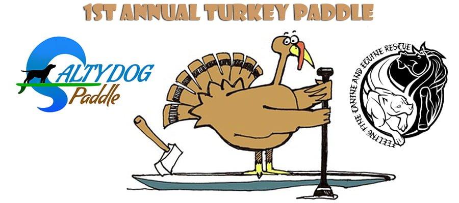 Turkey Paddle