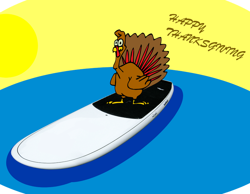 Turkey Paddle