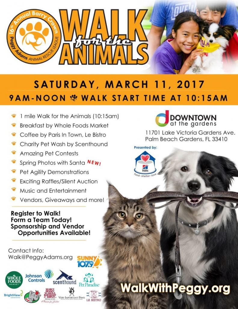 Walk for the Animals Palm Beach
