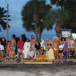 Moonlight Halloween Paddle - Lake Boca