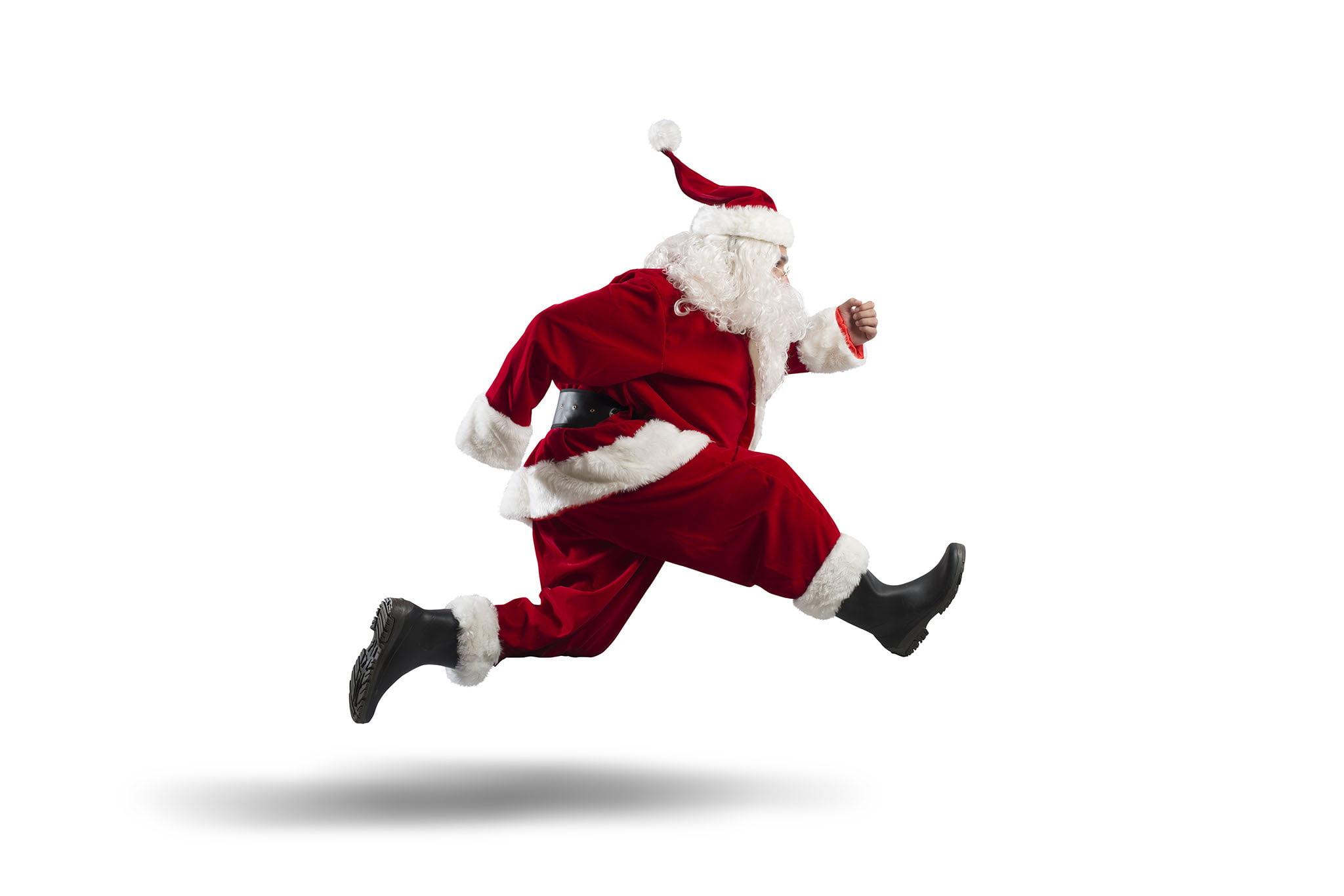 Santas on the Run