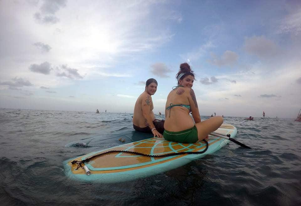 Delray Beach Ocean Paddle