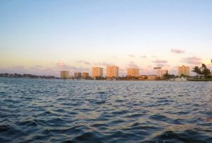 Lake Boca Intracoastal