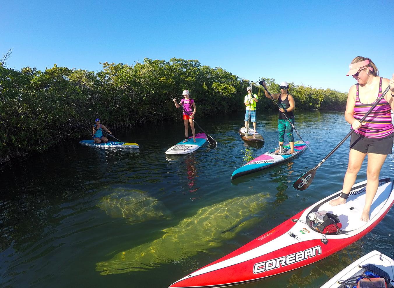Munyon Island Paddle