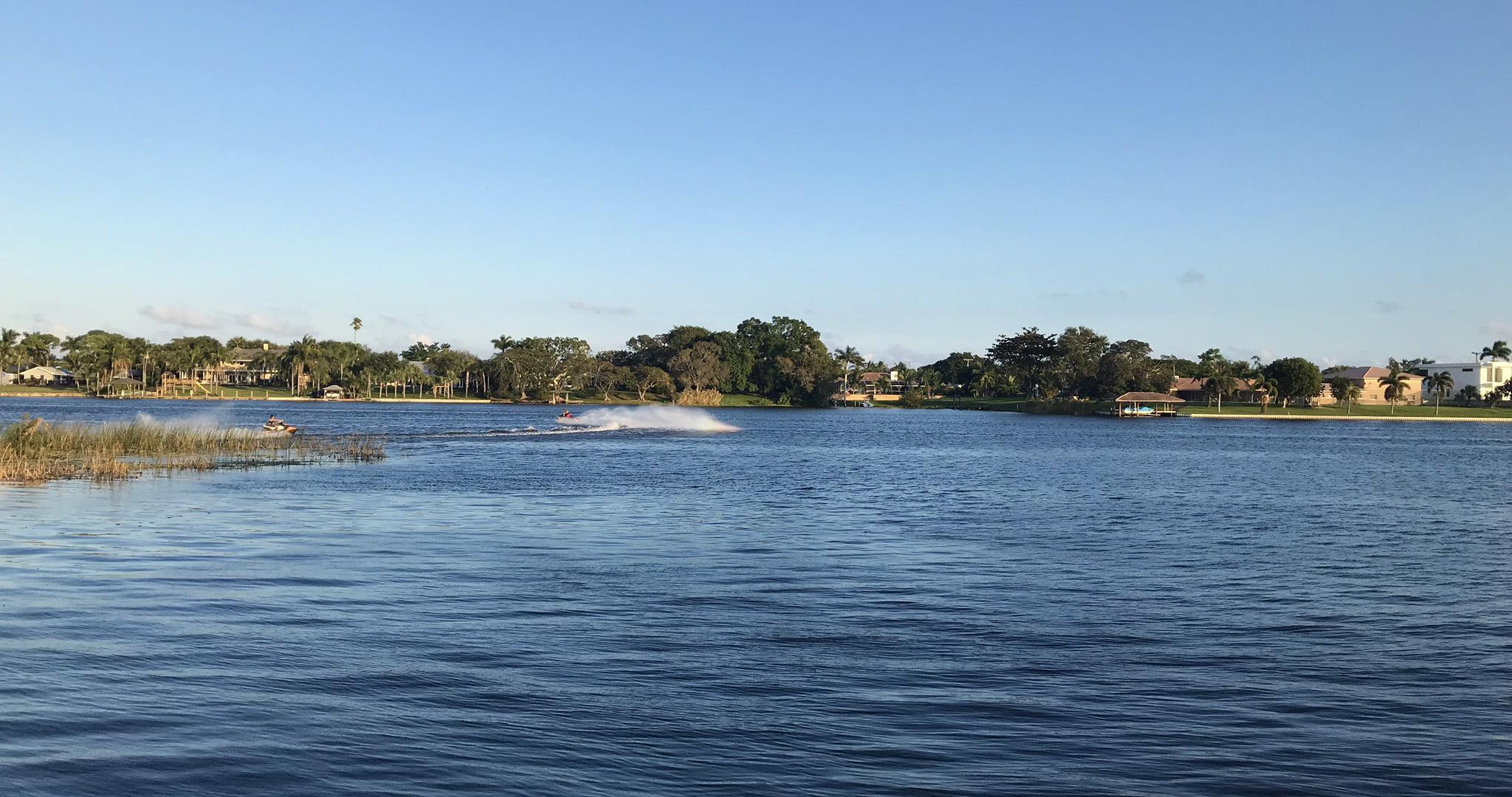 Lake Ida Delray Beach