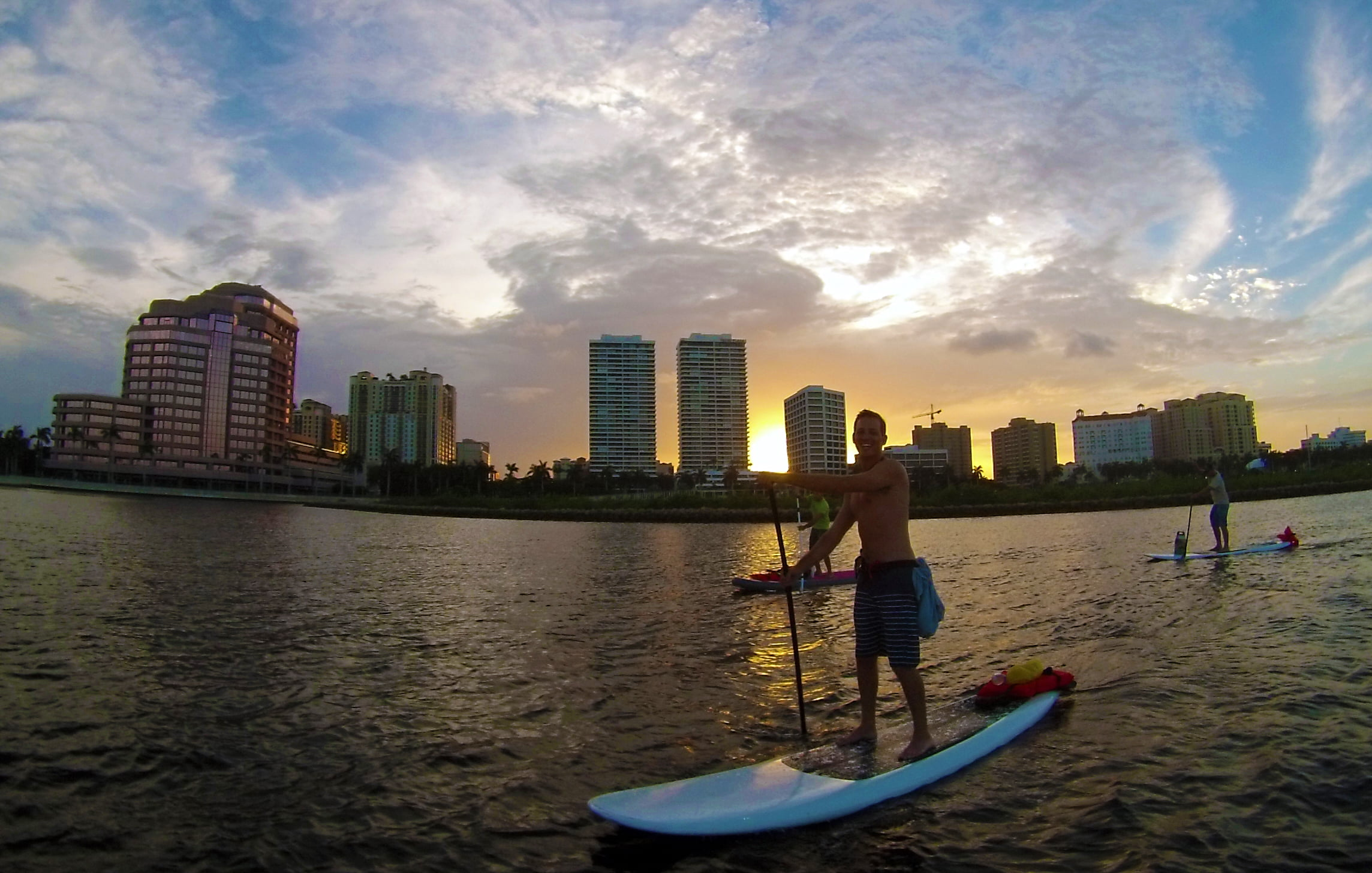 West Palm Beach Paddle