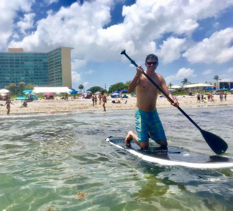 Deerfield Beach paddle