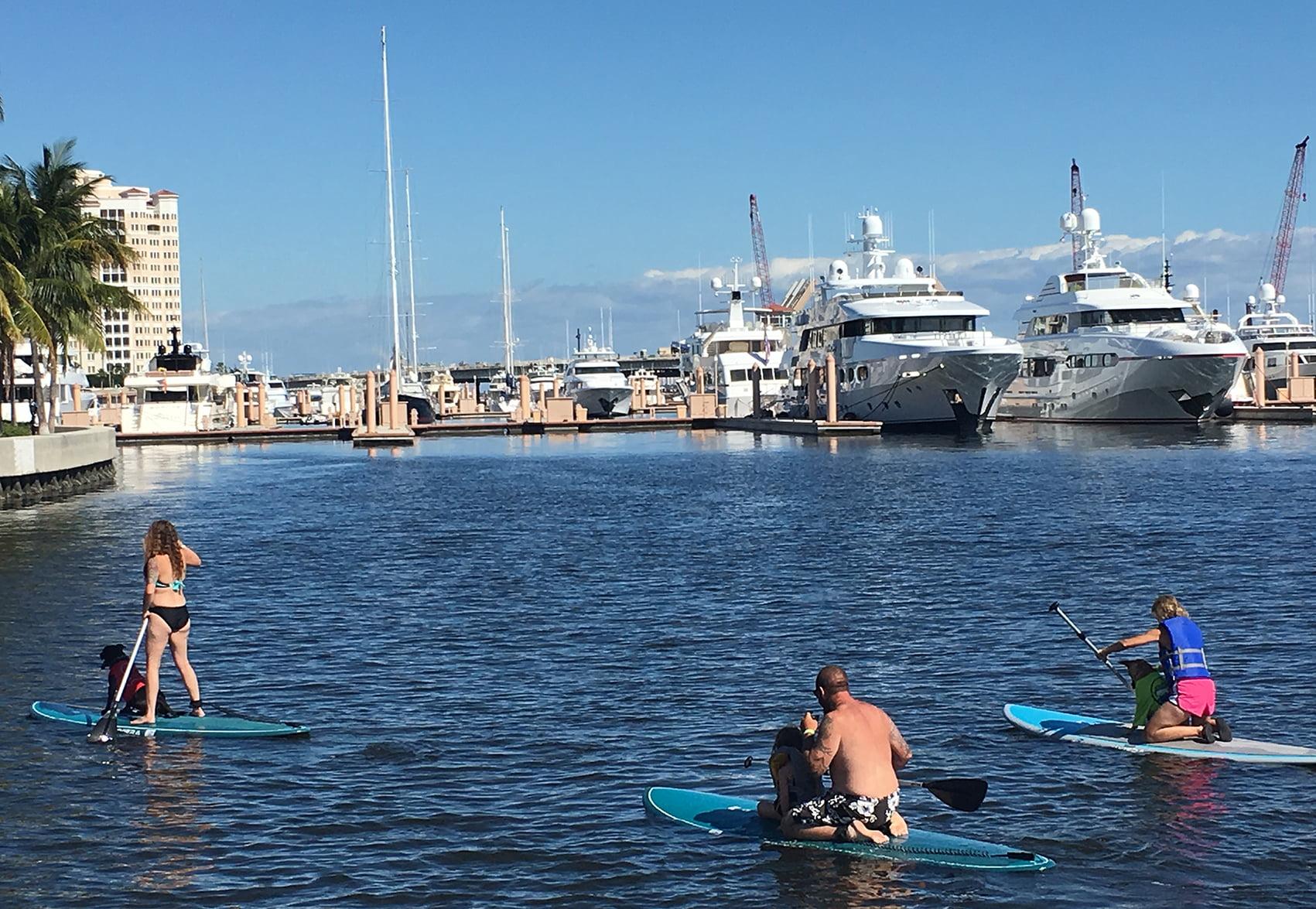 West Palm Beach Paddle