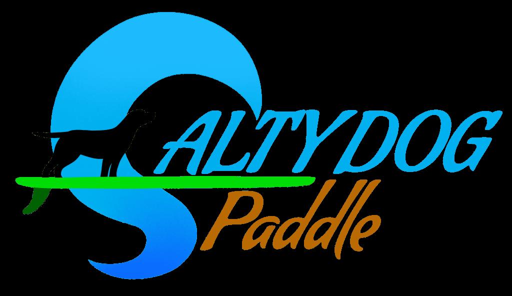 Salty Dog Paddle Logo