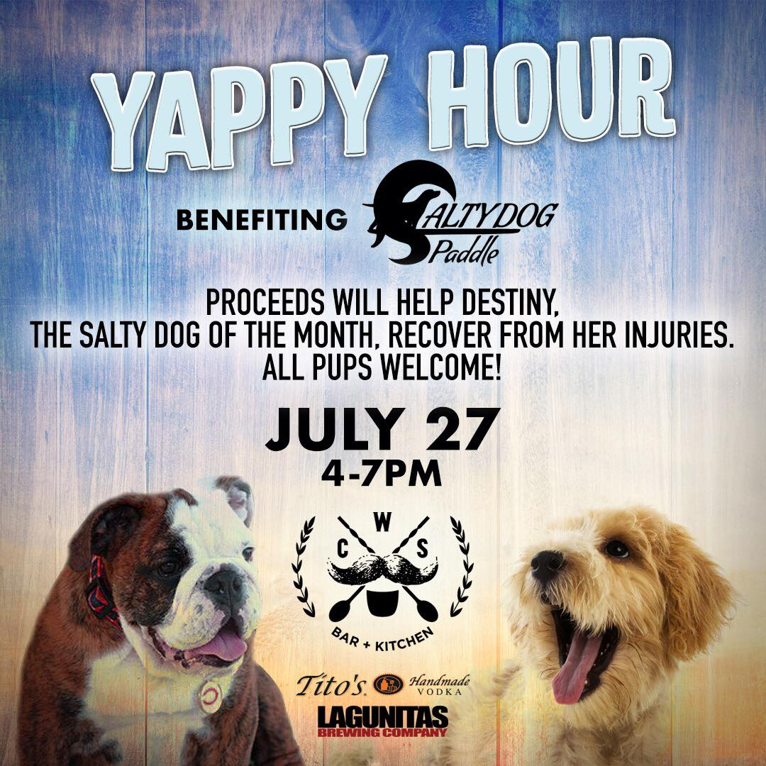 CWS Yappy Hour