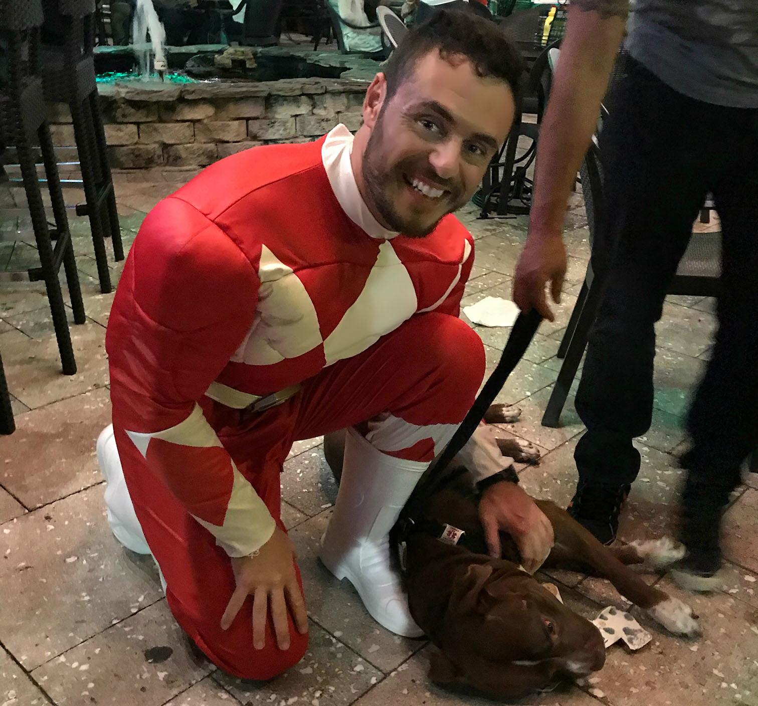 Dog Halloween Costume