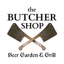 Butcher Shop Beer Garden