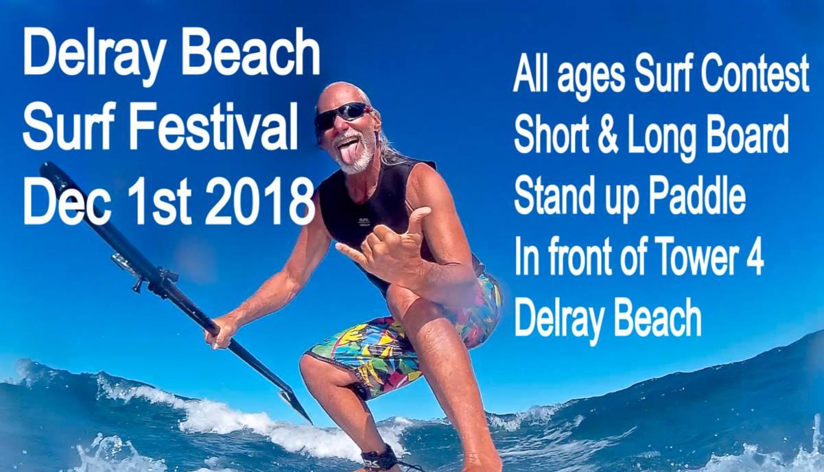 Delray Beach Surf Fest