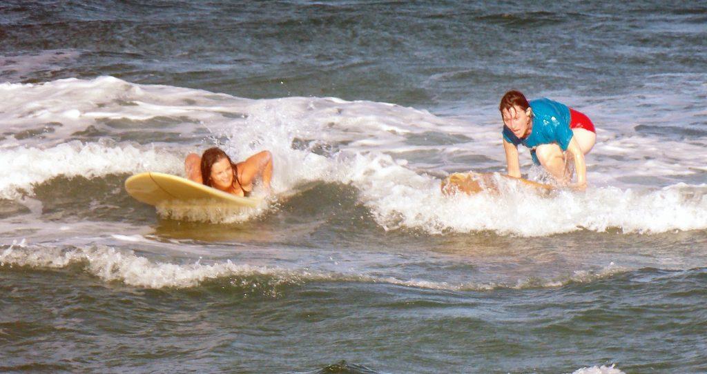 Boynton Beach Inlet Surfing