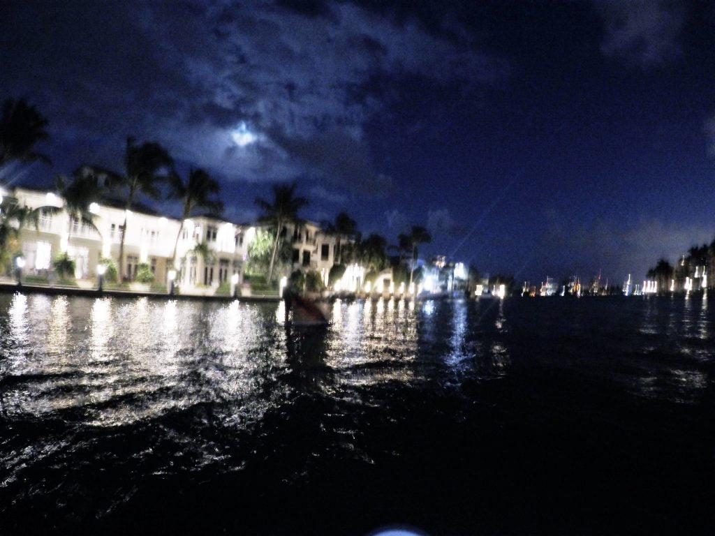 Lake Boca Full Moon Paddle