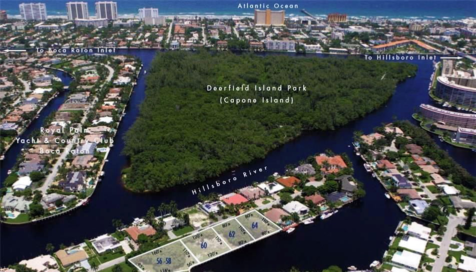Deerfield Beach Island Paddle