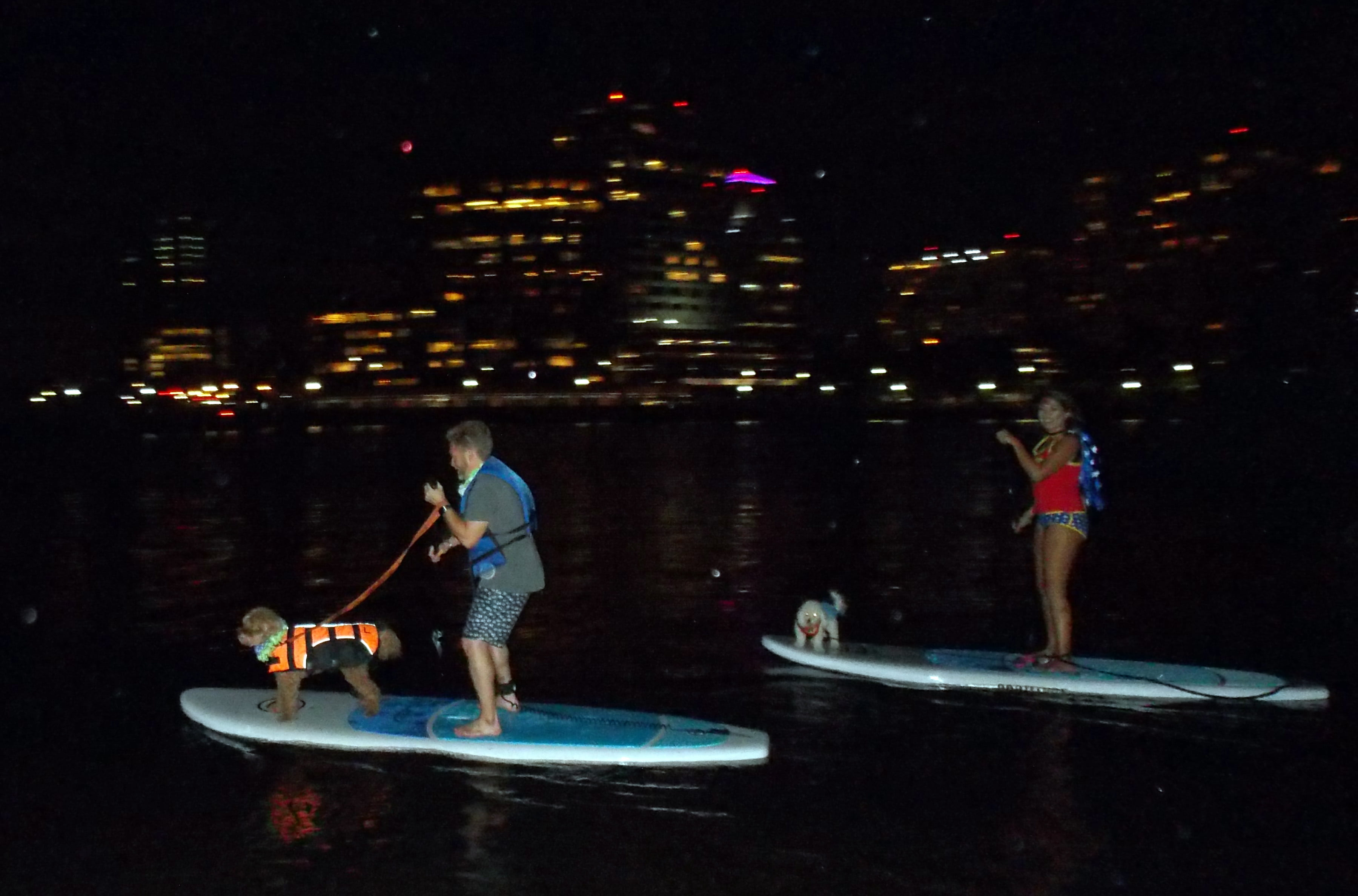 Full moon paddle West Palm Beach