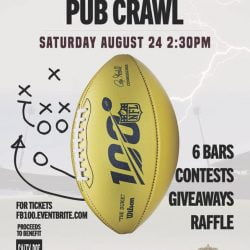 Kickoff To Football Pub Crawl