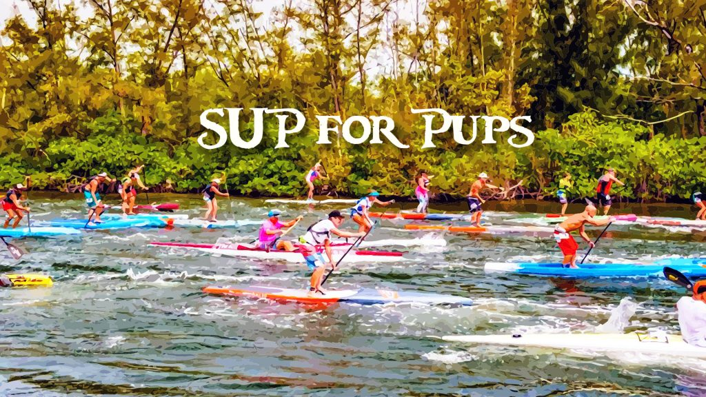 SUP for Pups