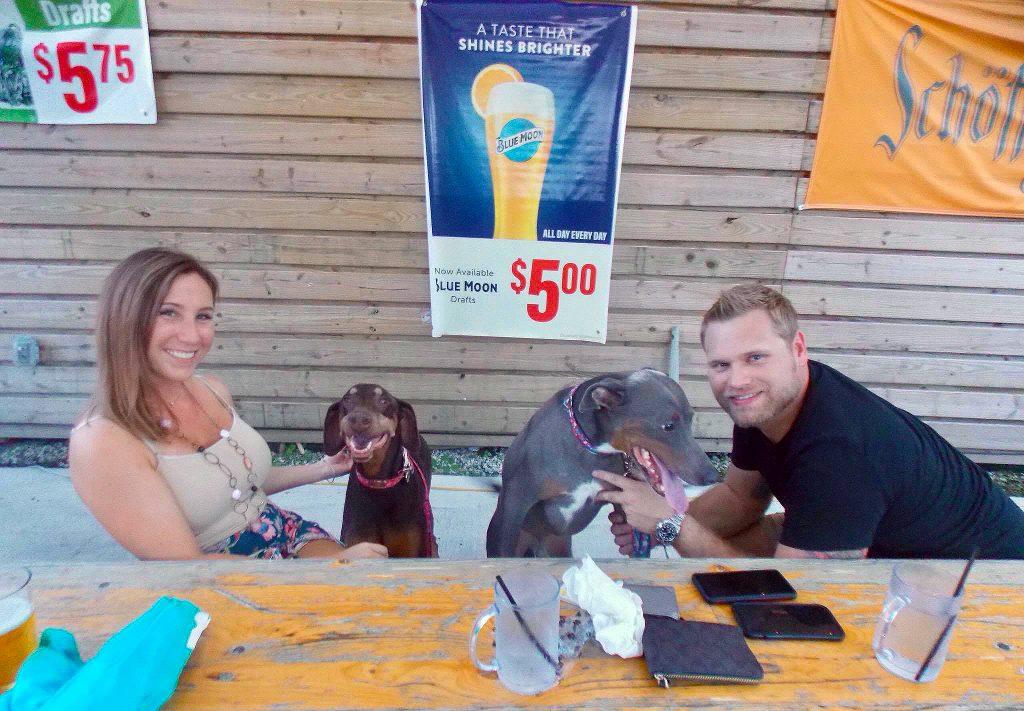 Dog Friendly Happy Hour West Palm Beach