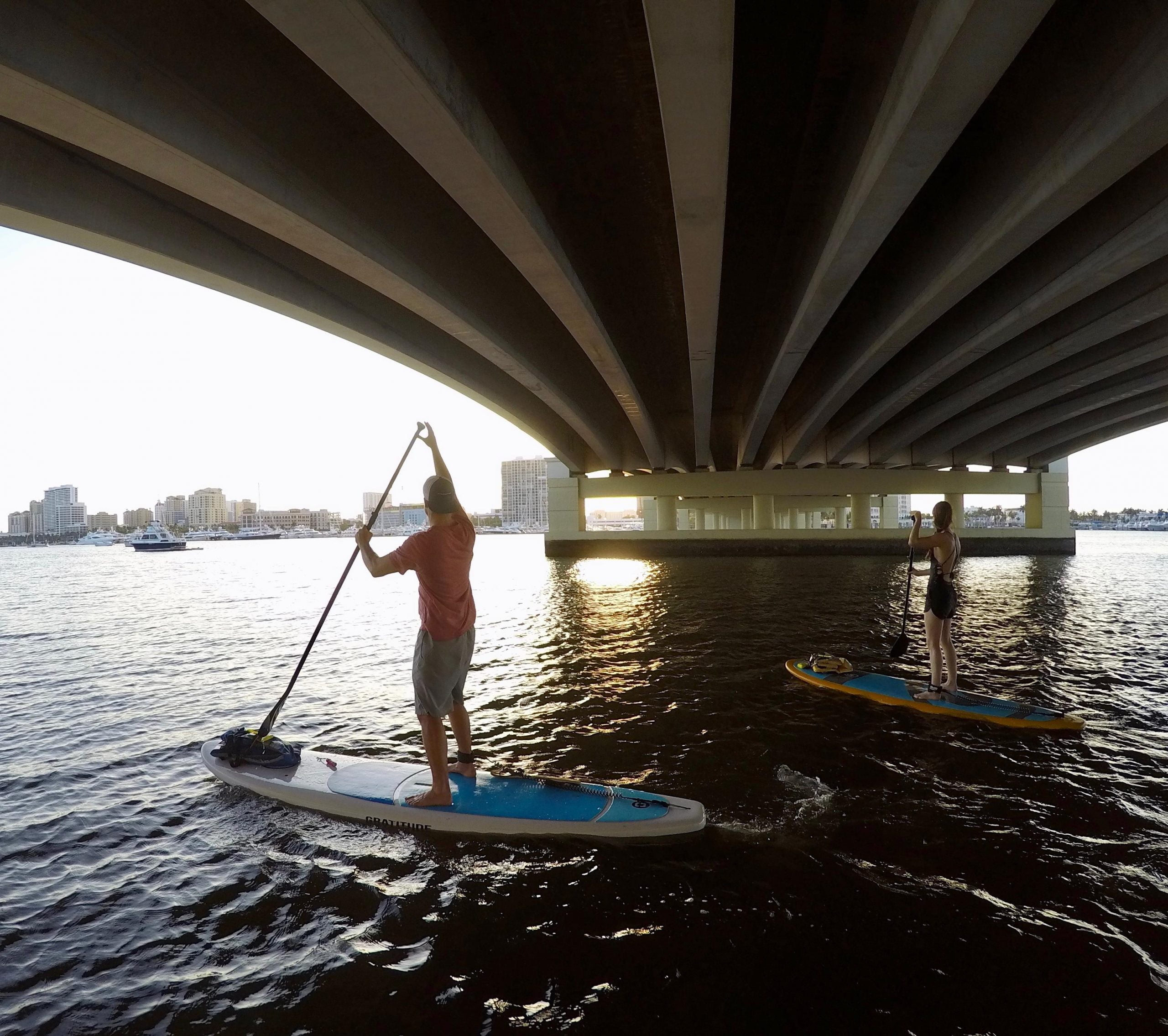 Palm Beach Island Paddle
