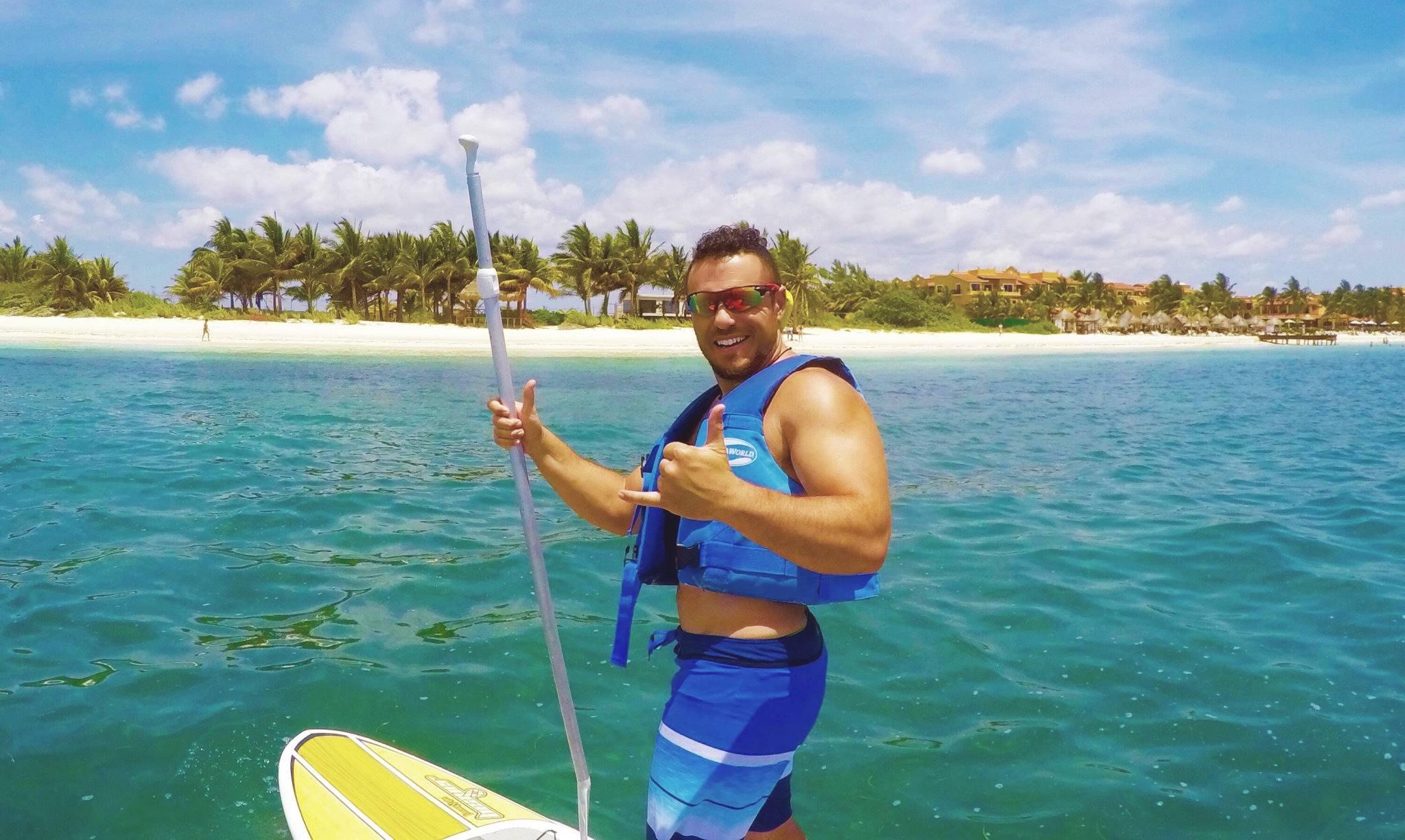 Palm Beach Island Paddle