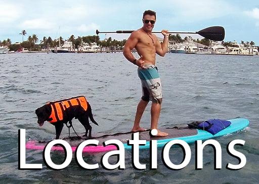 Salty Dog Locations